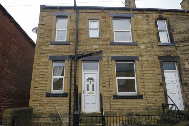 Thumbnail End terrace house to rent in Peel Street, Morley, Leeds