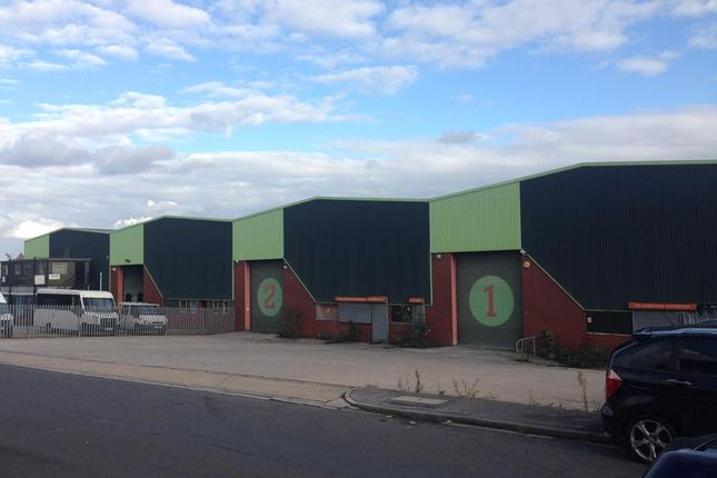 Thumbnail Light industrial for sale in Unit 1-4 Thornhill Industrial Estate, Hope Street, Rotherham, South Yorkshire