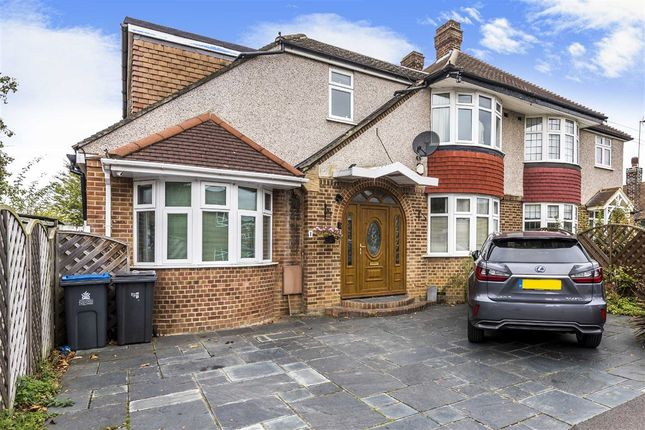 Thumbnail Property to rent in Darley Drive, New Malden