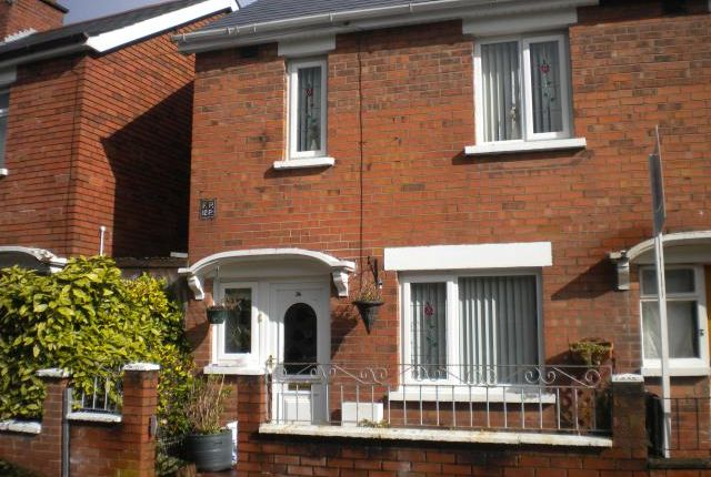 Thumbnail End terrace house to rent in Florida Drive, Ravenhill, Belfast
