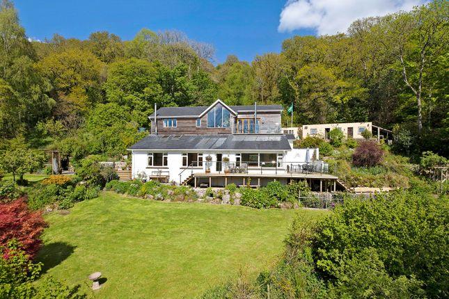 5 bed detached house for sale in Moretonhampstead Road, Lustleigh, Newton Abbot, Devon TQ13