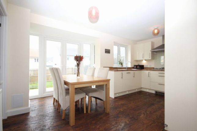 Thumbnail Detached house for sale in Superb, 4 Bed Detached Home, Church Avenue, Winchburgh, Broxburn