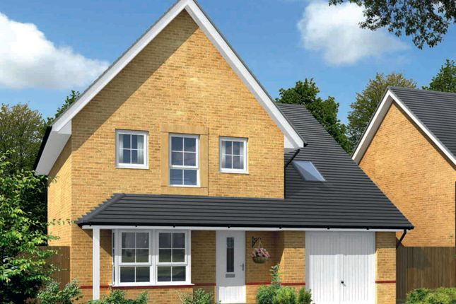 """Thumbnail Detached house for sale in """"Harrogate"""" at St. Johns View, St. Athan, Barry"""