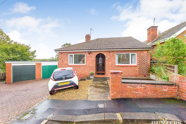 Thumbnail Bungalow for sale in The Close, Consett, Durham