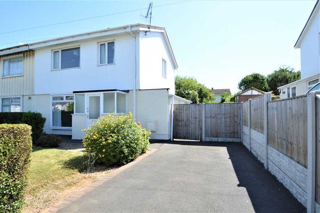 Thumbnail Semi-detached house to rent in Monkton Drive, Nottingham