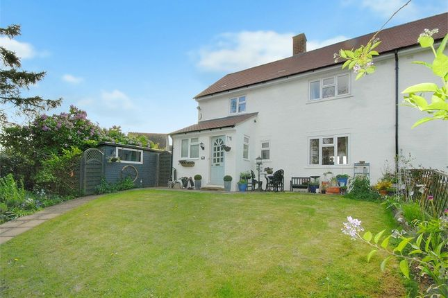 Thumbnail Semi-detached house for sale in High Street, Ecton, Northampton