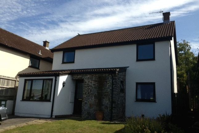 Thumbnail Detached house to rent in Westwood Road, Ogwell, Newton Abbot