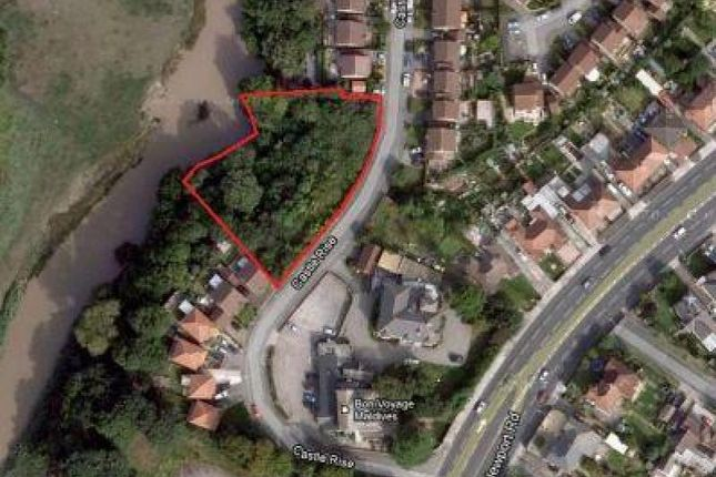 Thumbnail Land for sale in Castle Rise, Cardiff