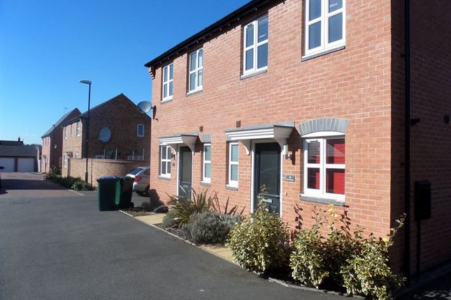 Thumbnail Property to rent in The Carabiniers, Stoke Village