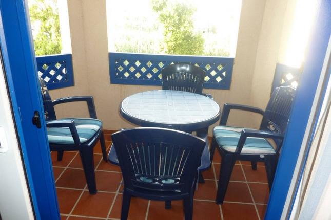 Private Terrace of San Luis De Sabinillas, Costa Del Sol, Andalusia, Spain