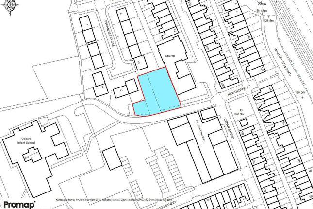 Thumbnail Land for sale in Cedar Street, Blackburn
