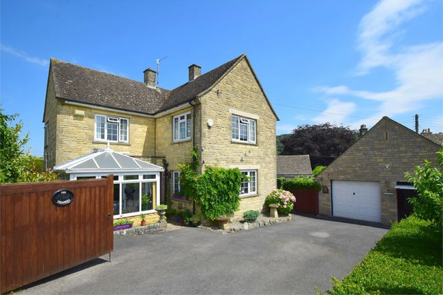 Thumbnail Detached house for sale in Fewster Road, Nailsworth, Stroud