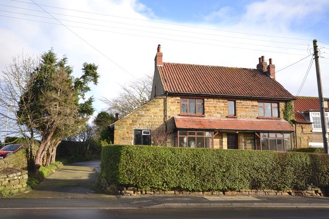 Thumbnail Cottage for sale in High Street, Burniston, Scarborough