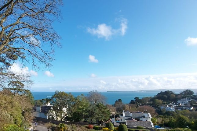 Thumbnail Flat for sale in Middle Lincombe Road, The Lincombes, Torquay