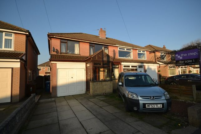 Thumbnail Semi-detached house for sale in Greenland Close, Astley, Tyldesley, Manchester