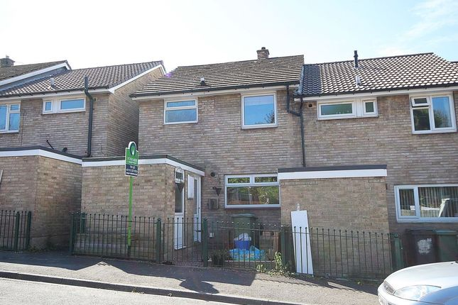 Thumbnail Terraced house to rent in Cross Hills Drive, Kippax, Leeds