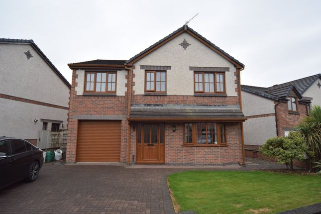 Thumbnail Detached house for sale in Turnstone Crescent, Askam-In-Furness
