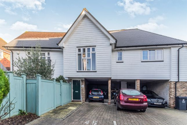 Thumbnail Detached house for sale in Milton Lane, Kings Hill, West Malling