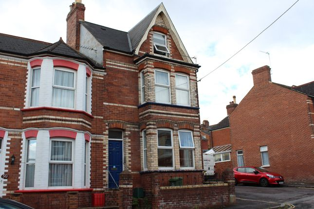 Thumbnail Flat for sale in Priory Road, Exeter