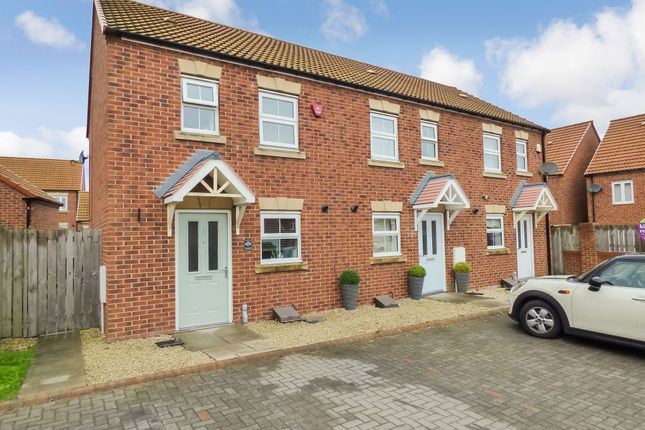 Thumbnail Terraced house for sale in Bullfinch Road, Easington Lane, Houghton Le Spring