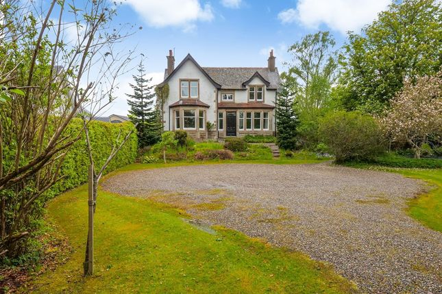 4 bed detached house for sale in South Crieff Road, Comrie PH6