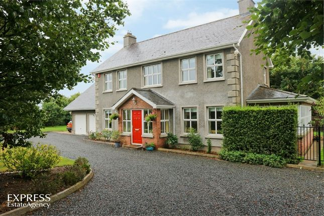Thumbnail Detached house for sale in Orange Lane, Magheralin, Craigavon, County Armagh