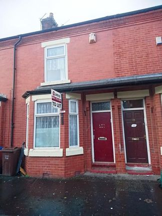 Thumbnail Terraced house to rent in 17 Heaton Street, Salford