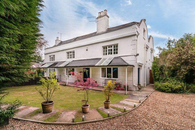 Thumbnail Semi-detached house for sale in Lucks Lane, Paddock Wood, Tonbridge