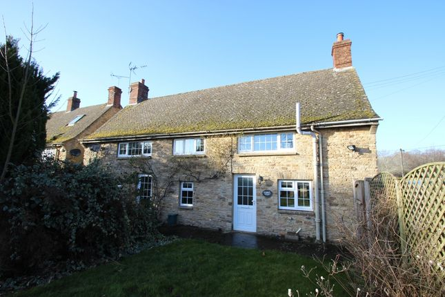 Thumbnail Cottage to rent in The Row, Pusey, Faringdon