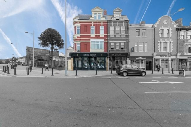 Thumbnail Maisonette to rent in Commercial Road, City Centre, Newport.