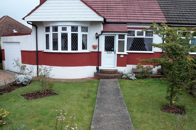 Thumbnail Semi-detached bungalow for sale in Wilson Avenue, Rochester