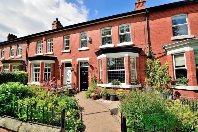 Thumbnail Terraced house to rent in Beech Road, Stockton Heath, Warrington