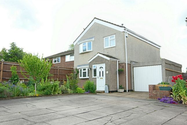 Thumbnail Detached house for sale in Monksbury, Harlow, Essex