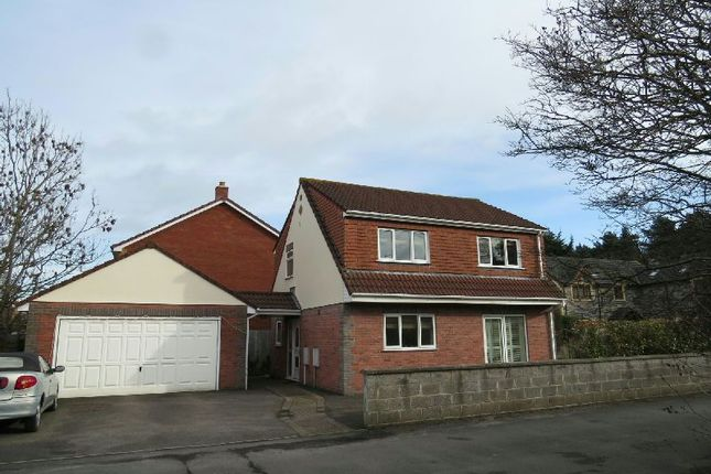 Thumbnail Detached house to rent in Willow Close, St Georges, Weston-Super-Mare