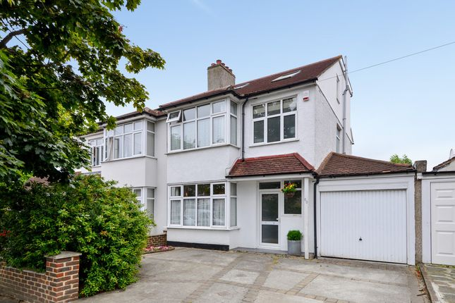 Thumbnail Semi-detached house to rent in Thaxted Road, London