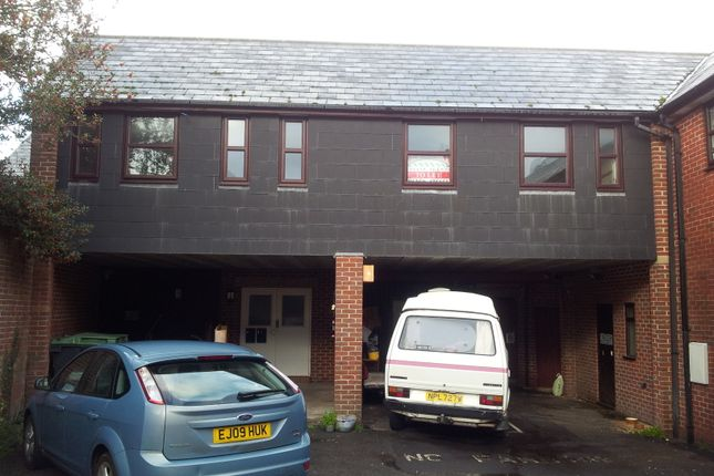 Thumbnail Flat to rent in Innes Court, Station Road, Sturminster Newton