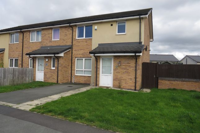 Thumbnail End terrace house for sale in Wintergreen Avenue, Liverpool