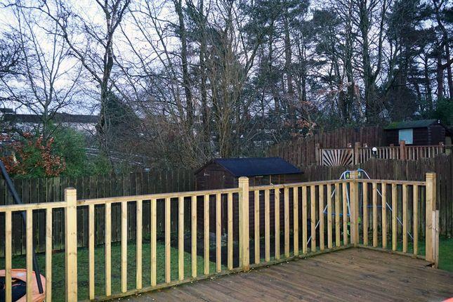 Gardens of Kelso Drive, East Mains, East Kilbride G74