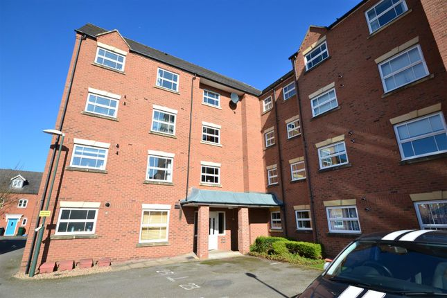 Outside of Cole Court, Coundon, Coventry CV6