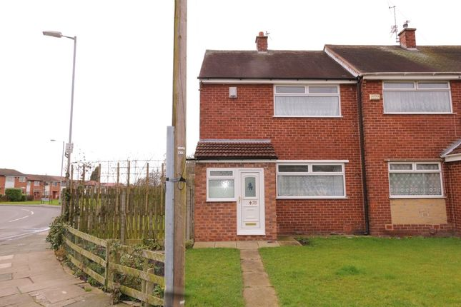 2 bed terraced house for sale in Pendle Road, Denton, Manchester