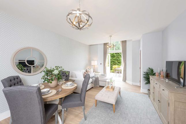 "3 bedroom flat for sale in ""The Crest Collection - First Floor 3 Bed"" at Old Bisley Road, Frimley, Surrey, Frimley"