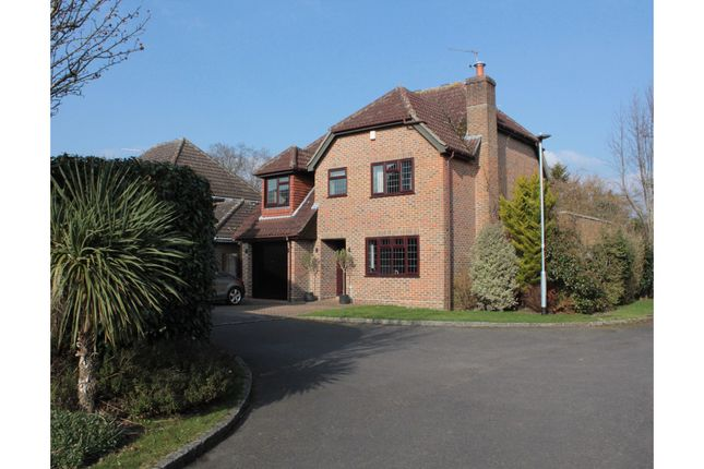 Thumbnail Detached house for sale in Forbes Chase, Sandhurst