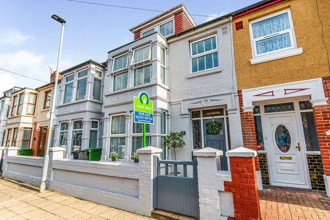 Thumbnail Terraced house for sale in Ebery Grove, Portsmouth, Hampshire