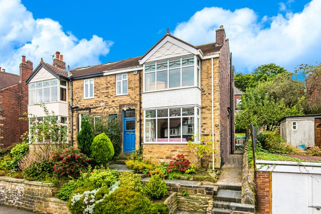 Thumbnail Semi-detached house for sale in Hardwick Crescent, Sheffield