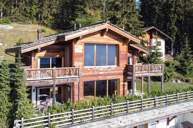 Thumbnail Villa for sale in Route De Crans-Montana, 3963 Montana, Switzerland