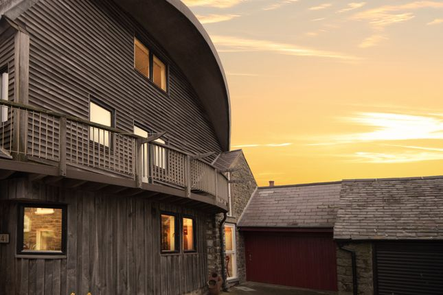 Thumbnail Detached house for sale in Quay Parade, Aberaeron