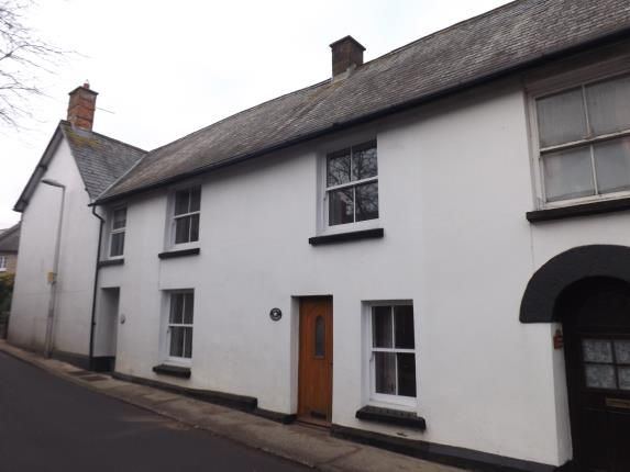 Thumbnail Terraced house for sale in Chagford, Devon