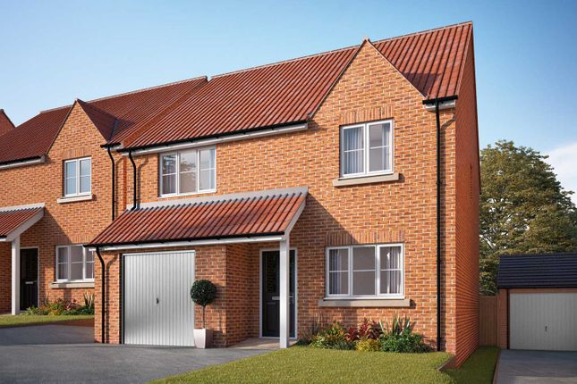 """Detached house for sale in """"The Goodridge"""" at The Boulevard, Eastfield, Scarborough"""