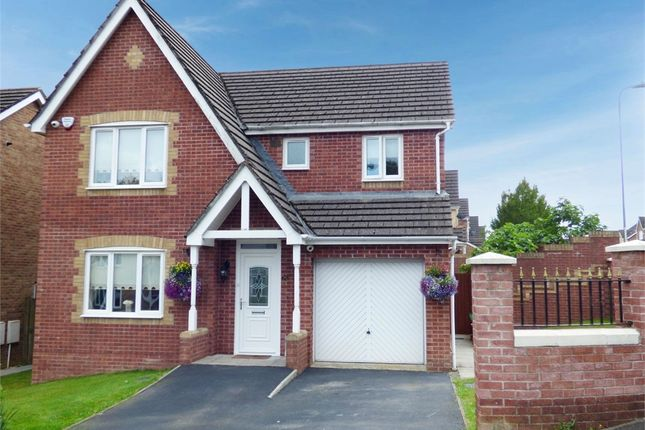 Detached house for sale in Burnet Drive, Pontllanfraith, Blackwood, Caerphilly