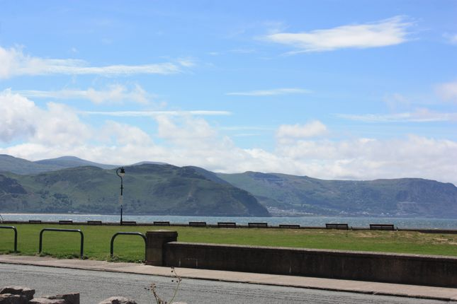 Thumbnail Flat for sale in West Parade, Llandudno
